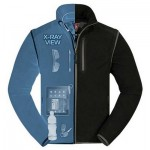 Куртка для техноманьяков с 23 карманами