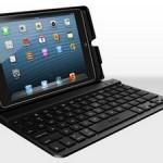 Беспроводная Bluetooth клавиатура-чехол ZaggKeys Mini для iPad mini