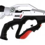 Игровой контроллер Mag II Gun, в виде автомата, для шутеров