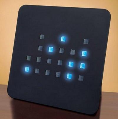Base Two Binary Clock