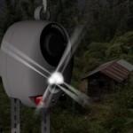 GravityLight – лампа с генератором, работающим под действим силы тяжести