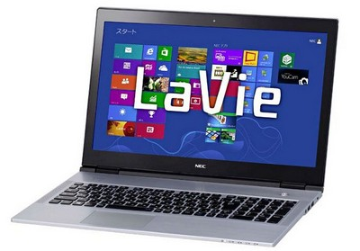 NEC LaVie X 15.6 Ultrabook