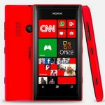 Бюджетный Windows Phone  смартфон Nokia Lumia 505