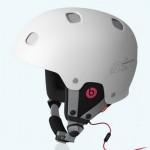 Велосипедный шлем Receptor BUG Helmets со встроенными наушниками наушники Beats by Dr. Dre