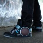 Колонки для кроссовок Sneaker Speaker