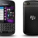 Представлен смартфон BlackBerry Q10 с полноценной QWERTY клавиатурой