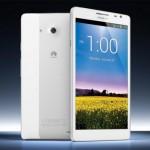 Смартфон Huawei Ascend Mate получил самый большой 6,1-дюймовый экран  в мире