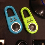 Беспроводная колонка ION Clipster в виде брелка для ключей