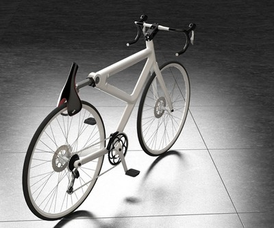 Saddle Lock Bike
