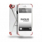 Radius – алюминиевый чехол для iPhone весом 4,4 грамма