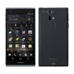 Интерсный смартфон ARROWS A 201F из страны восходящего солнца