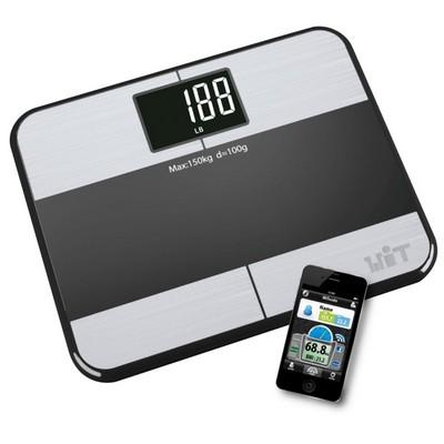 Bluetooth Smart Ready wireless body scale