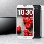 Официально представлен флагманский смартфон LG Optimus G Pro