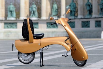 Moveo Electric Scooter