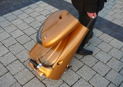 Moveo Electric Scooter1