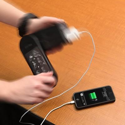 Pocket Socket Portable Hand Generator