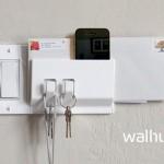 Walhub: необычная рамка для коридорного выключателя