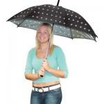 Twilight Umbrella: светящийся зонтик