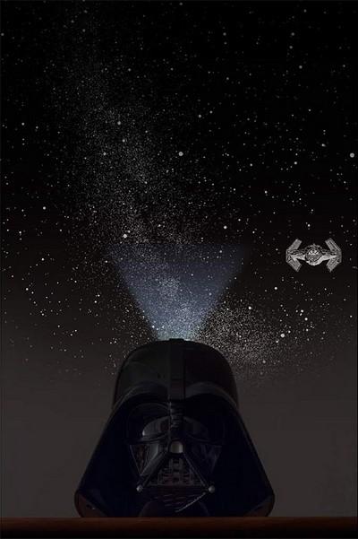 Vader Homestar Projector