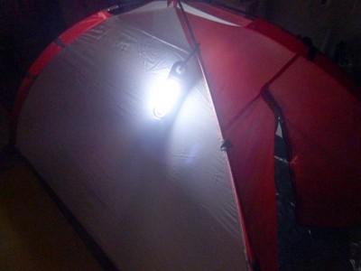 Energizer Carabiner light