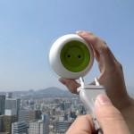 Solar Window Socket: розетка работающая от солнечных батарей