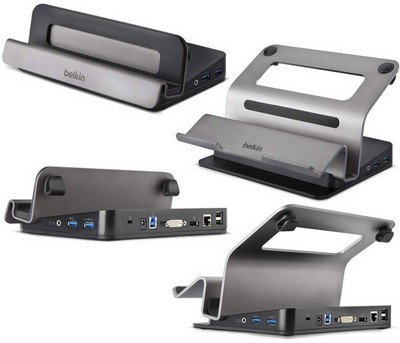 Belkin USB 30 Video Dock Doubles