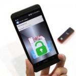 PQI представили первую в мире NFC флешку