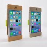 Chipster iPhone Case: картонный чехол для iPhone 5
