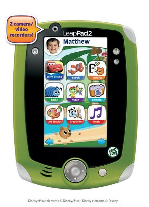LeapFrog LeapPad2 Power Tablet