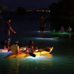Светодиодная подсветка для лодок, каяков и досок для серфинга