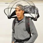 Nubrella: зонтик который не нужно держать в руках