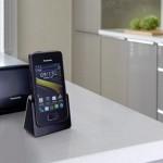 Panasonic KX-PRX120: Android DECT радиотелефон