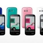 Новый смартфон для японского рынка Sharp AQUOS PHONE es WX04SH