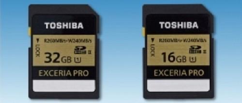 Toshiba  EXCERIA PRO