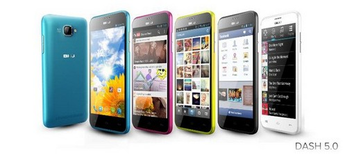 Blu Products Dash 50