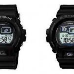 Casio представили новые часы серии G-Shock с Bluetooth модулем