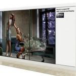 Samsung  представит самый большой в мире 98-дюймовый телевизор на выставке IFA 2013