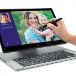 Представлена обновленная версия  гибридного портативного компьютера Acer Aspire R7