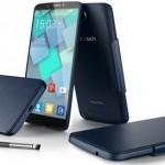 Alcatel представил новый смартфон One Touch Hero с 6-дюмовым экраном