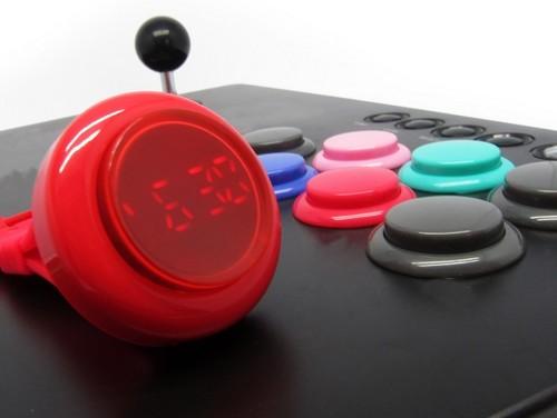 Arcade Button Watch