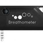 Breathometer – самый маленький в мире алкотестер для смартфонов