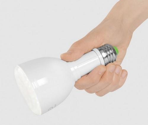 Bulb Flashlight