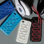 Чехол Cordli iPhone поможет держать провода наушников в идеальном порядке