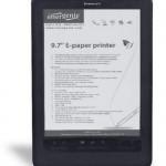 EnerGenie ePP2 eReader –  ридер с виртуальным  принтером, где документы  выводиться на «электронную бумагу»