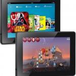 Представлена обновленная версия бюджетного планшетника Kindle Fire HD