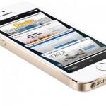 Официально представлен iPhone 5S