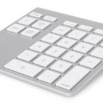 Алюминиевая цифровая клавиатур от  Belkin для Apple компьютеров