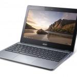 Новый «хромобук» ACER C720 Chromebook с процессором Haswell стоит  250$