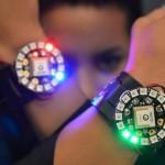 Светодиодный часы «сделай сам»
