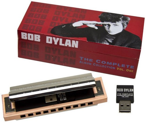 Bob Dylan Complete Album Collection Vol One
